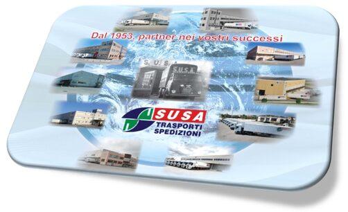 SUSA, azienda di trasporti veloci che opera in tutto il territorio italiano. Corriere che effettua consegne e spedizioni in tutta Italia. Esperto di logistica